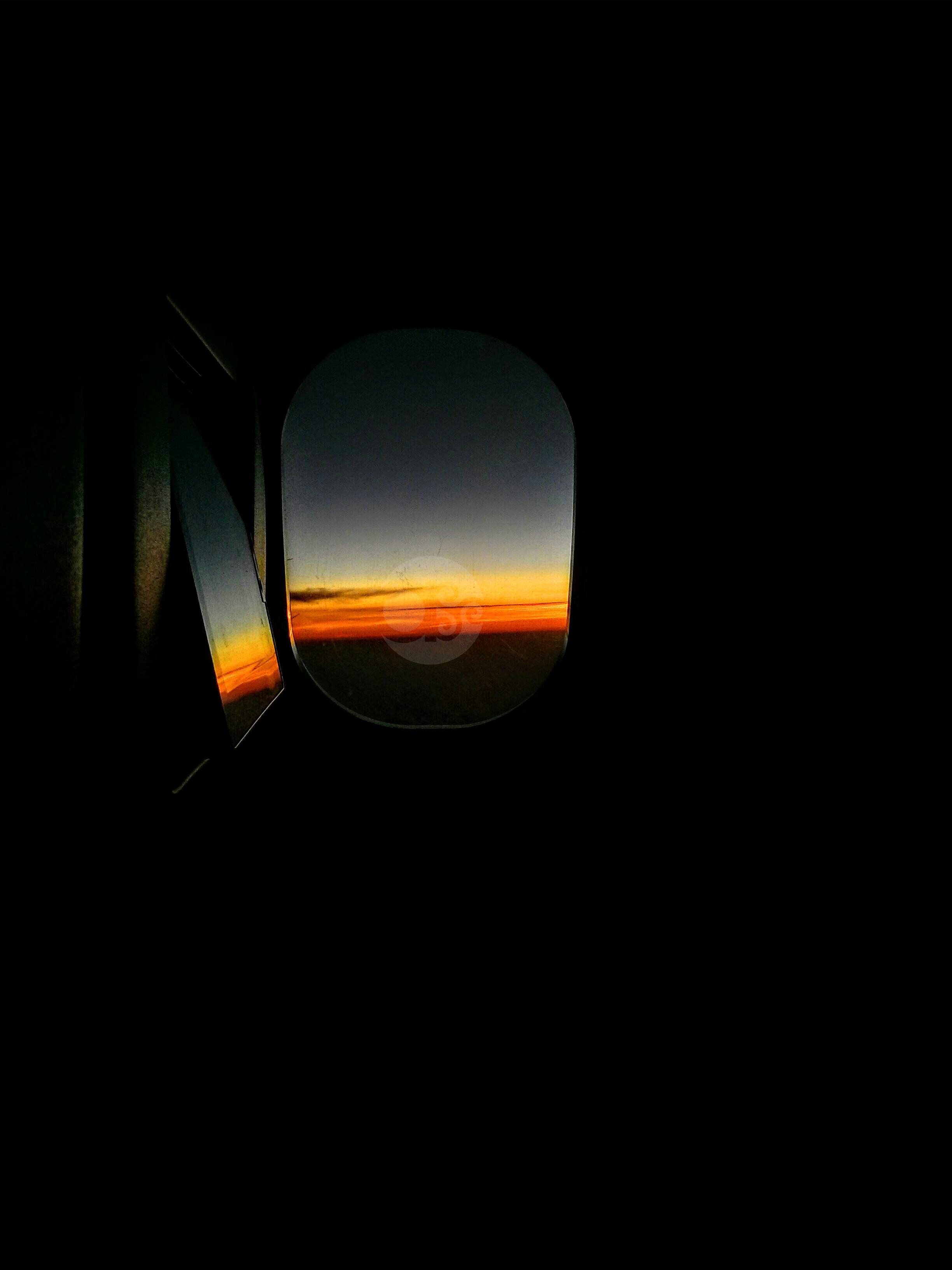 Atardecer avión_Xudit Casas