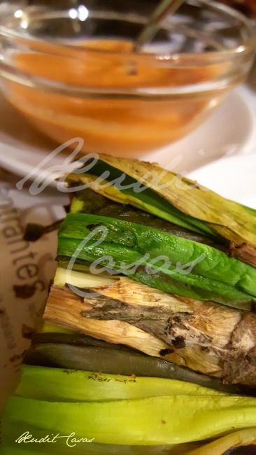 Calçots | Restaurante Can Punyets