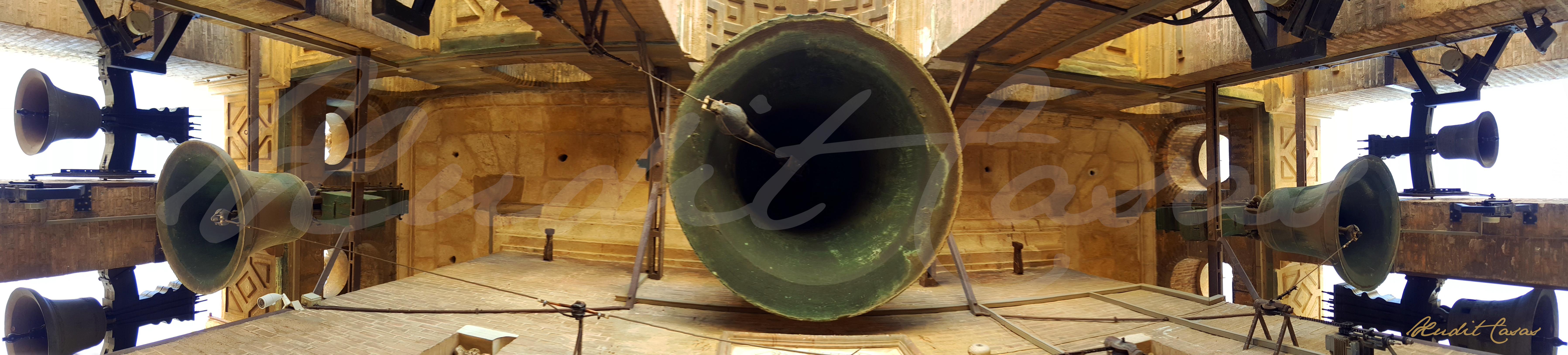 Giralda panorámica Xudit Casas Blog