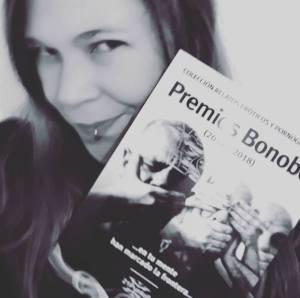 Libro Premios Bonobo_Xudit Casas