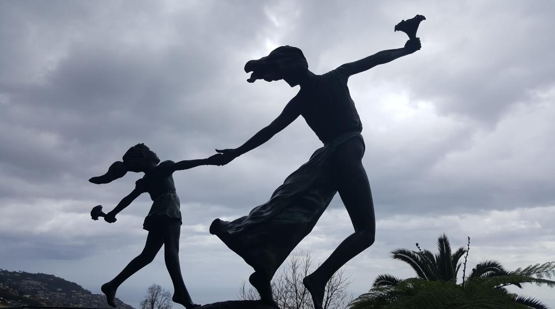 Estatua Madeira_Xudit Casas